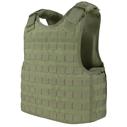 Condor DFPC Defender Plate Carrier Olive Drab Green