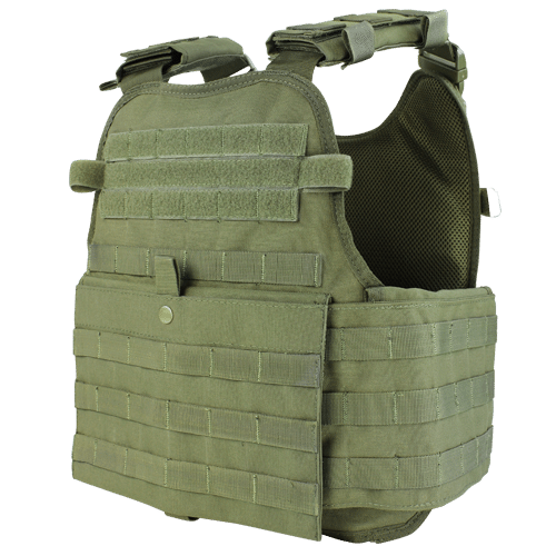 Condor MOPC Modular Operator Plate Carrier Olive Drab Green
