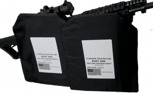 Gray Gorilla Tactical Ultimate Trauma Pad Set