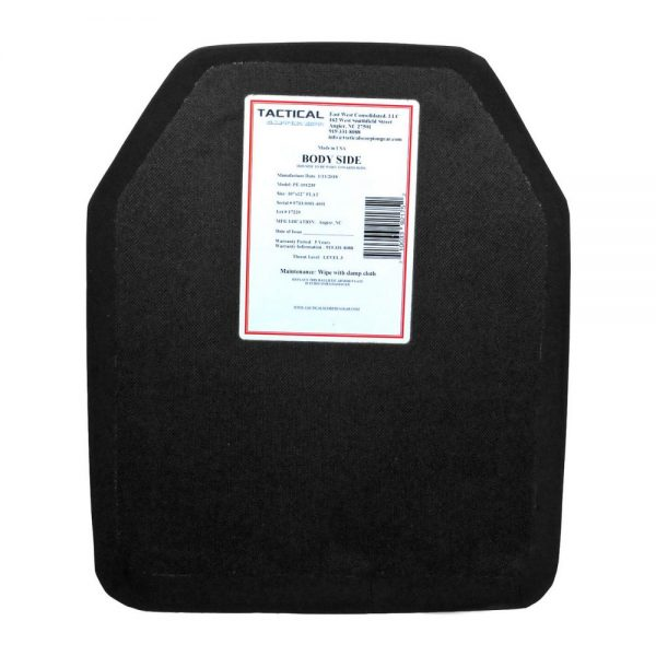 Tactical Scorpion Level III Extreme 10x12 Plate